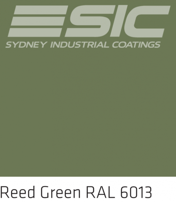 Colour Reed Green in Sika's Epoxy Colours