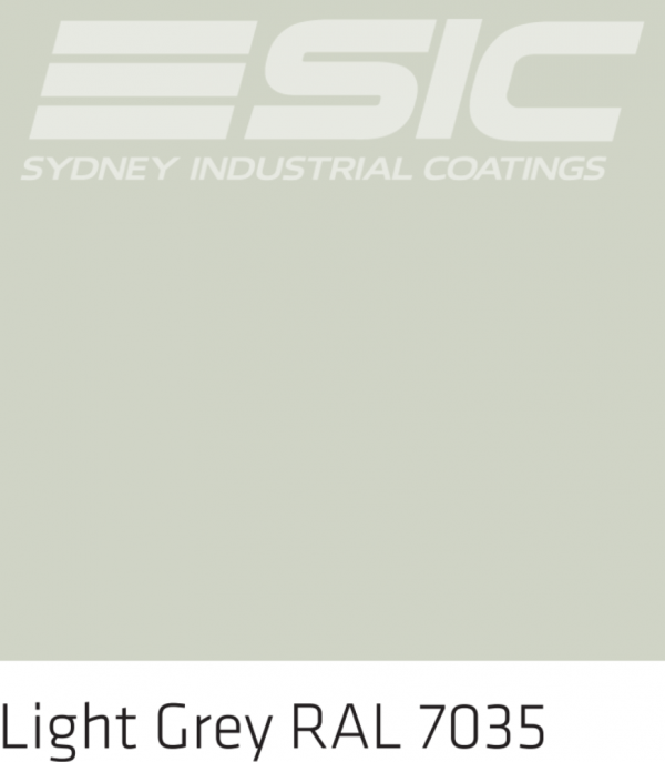 Colour Light Grey in Sika's Epoxy Colours